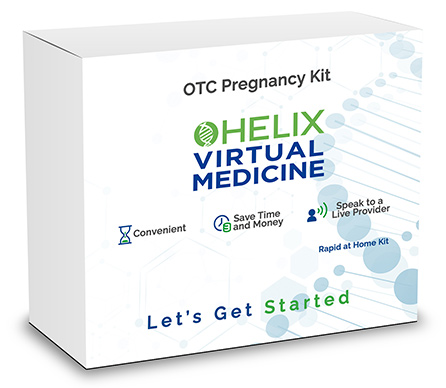 Pregnancy OTC Test Kit