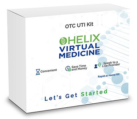 UTI OTC Test Kit