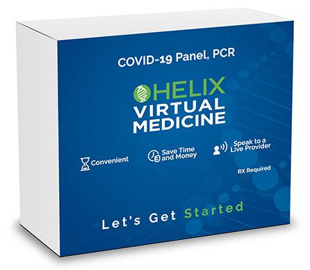 COVID-19 PCR Test Kit