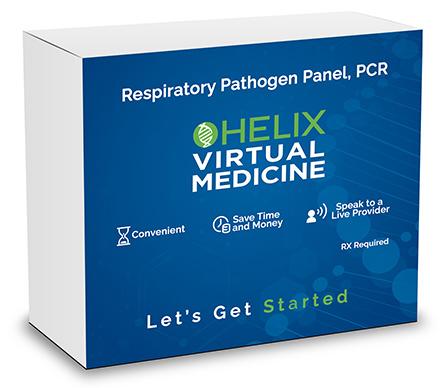 Respiratory Pathogen Panel PCR Test Kit