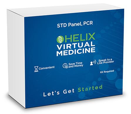 STD PCR Test Kit